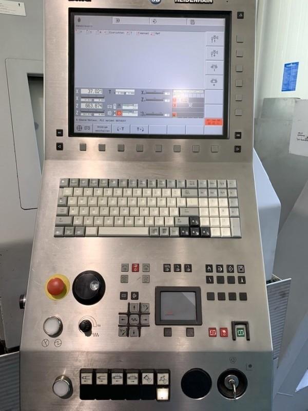 Токарный станок с ЧПУ GILDEMEISTER NEF 600 (2391) фото на Industry-Pilot