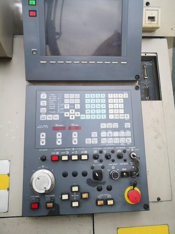 Токарный станок с ЧПУ MAZAK Super Quick Turn 15 Mark II фото на Industry-Pilot