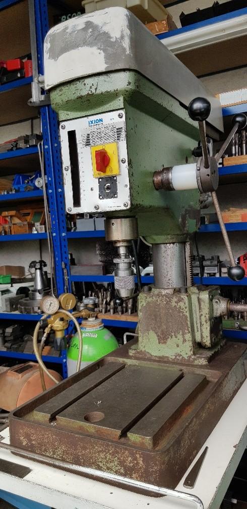 Настольный сверлильный станок IXION BT 23 фото на Industry-Pilot