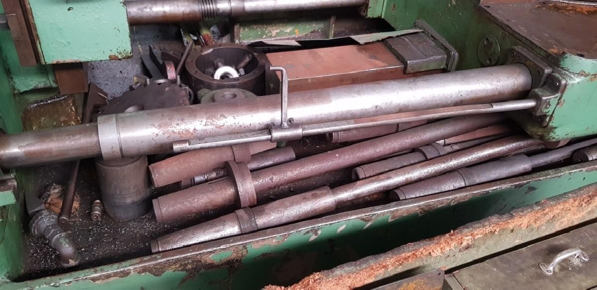 Зубофрезерный станок обкатного типа - вертик. MODUL ZFWZ 1250x14 фото на Industry-Pilot