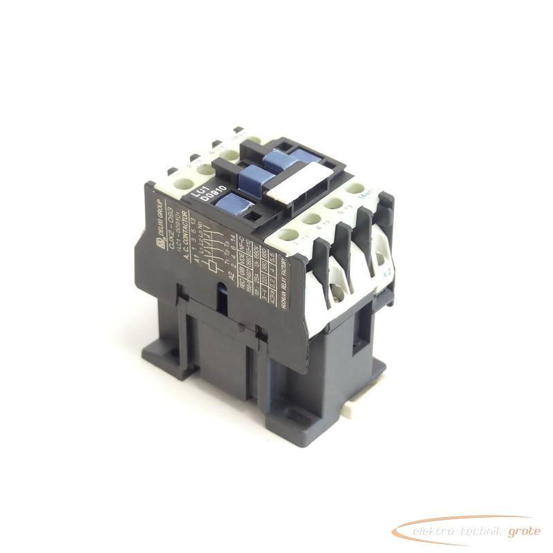 Power contactor Delixi Group CJX2-093 / LC1-D0910 Leistungsschütz 220V