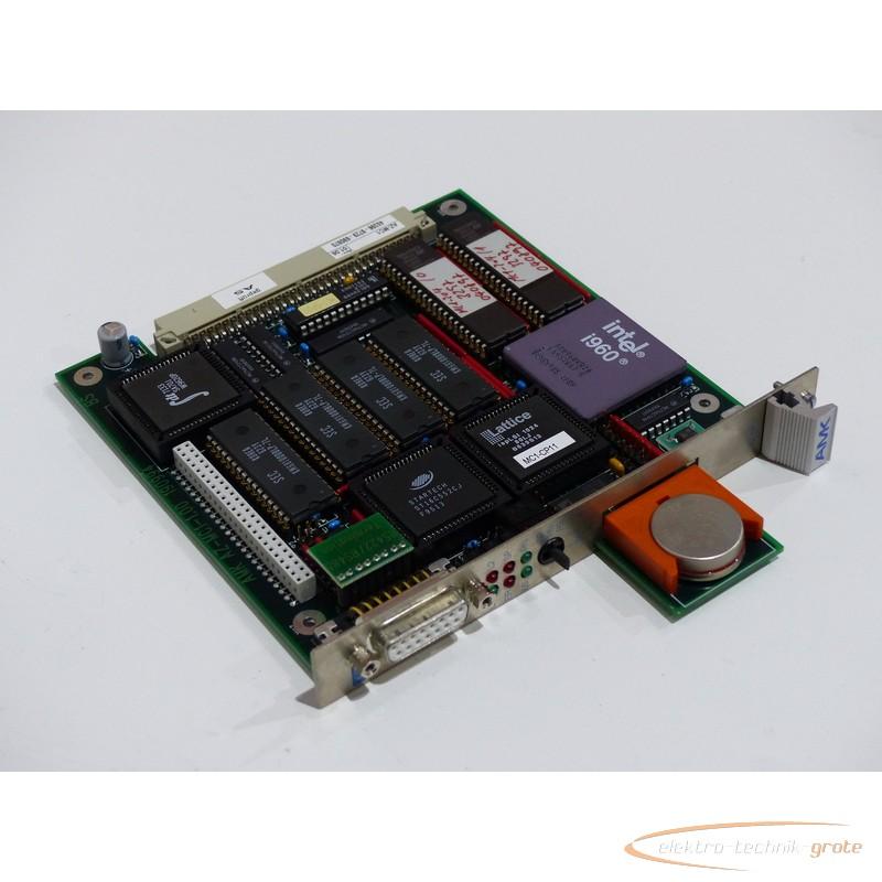 Servo AMK AZ-MC1 Servo Controller Board Rev: 01.06 SN:45396-9729-690970