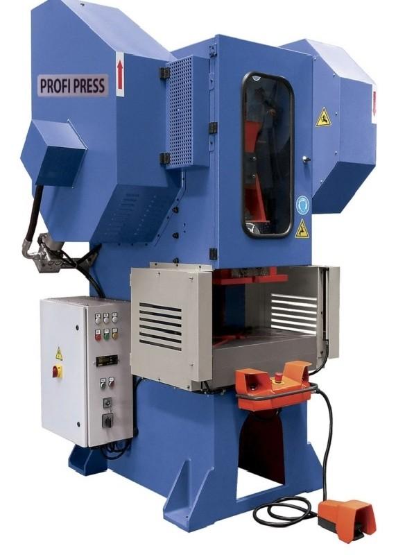 Эксцентриковый пресс - одностоечный PROFI PRESS PPE-4-80 фото на Industry-Pilot
