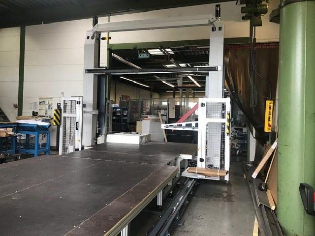 Ленточнопильный станок по металлу HEMA PSM2500 фото на Industry-Pilot