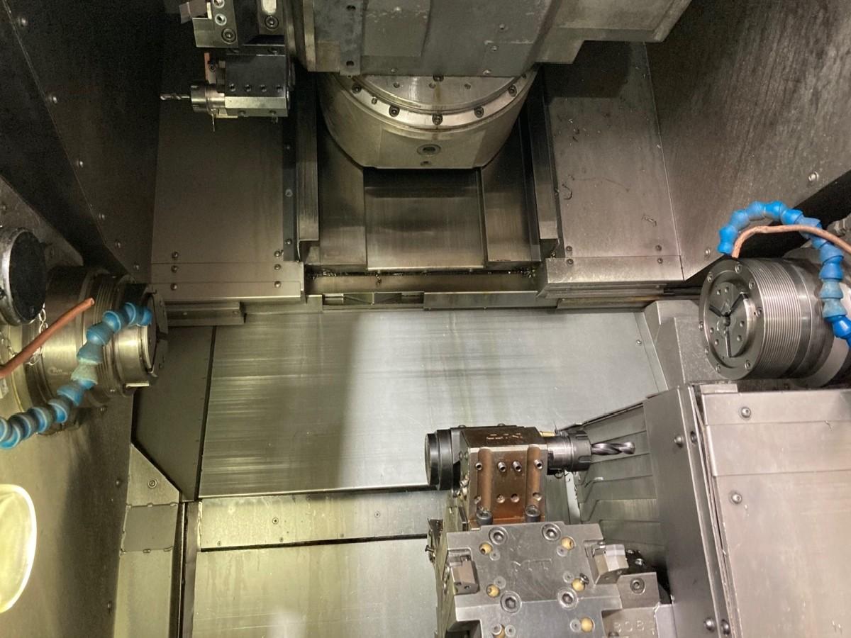 Токарный станок с ЧПУ NAKAMURA Super NTJ CNC фото на Industry-Pilot