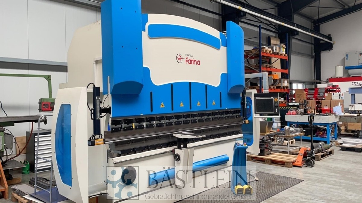 Листогибочный пресс - гидравлический FARINA PFO PS 160/30 фото на Industry-Pilot