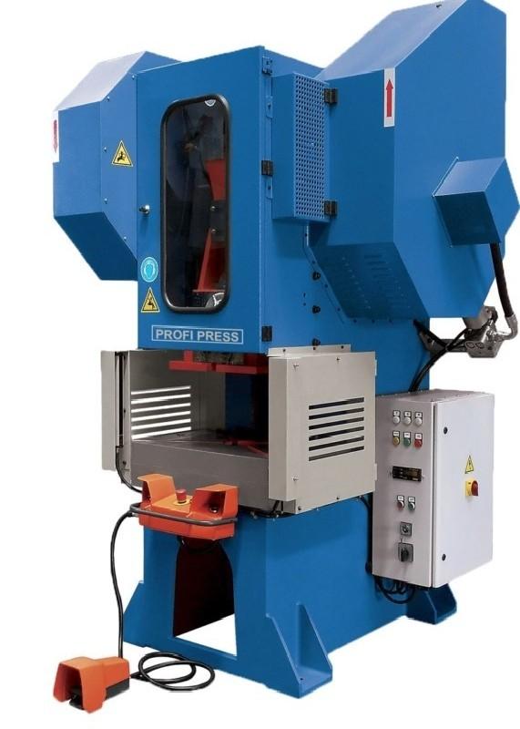 Эксцентриковый пресс - одностоечный PROFI PRESS PPE-4-125 фото на Industry-Pilot