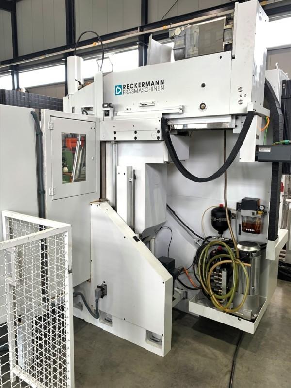 Обрабатывающий центр - вертикальный RECKERMANN BETA 10 V фото на Industry-Pilot