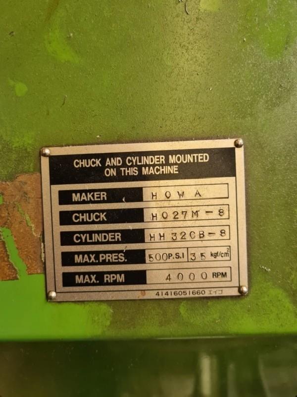 Токарный станок с ЧПУ MAZAK Quick Turn 10 N фото на Industry-Pilot