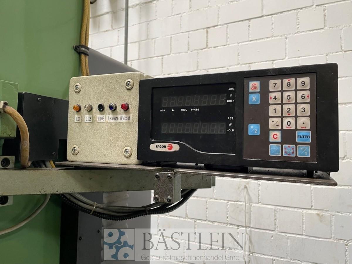 Плоскошлифовальный станок MATRA MF 100/40D фото на Industry-Pilot