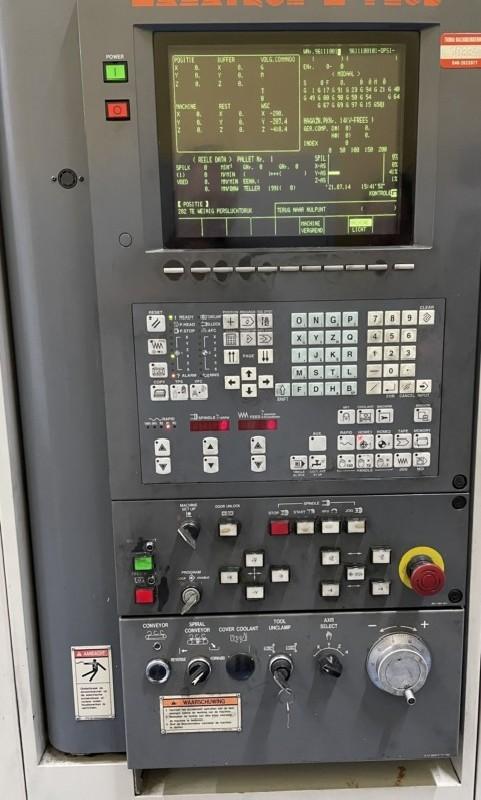 Обрабатывающий центр - горизонтальный MAZAK HTC 400 M-Plus фото на Industry-Pilot