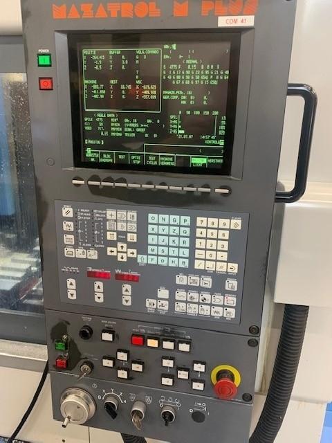 Обрабатывающий центр - вертикальный MAZAK VTC 20B фото на Industry-Pilot