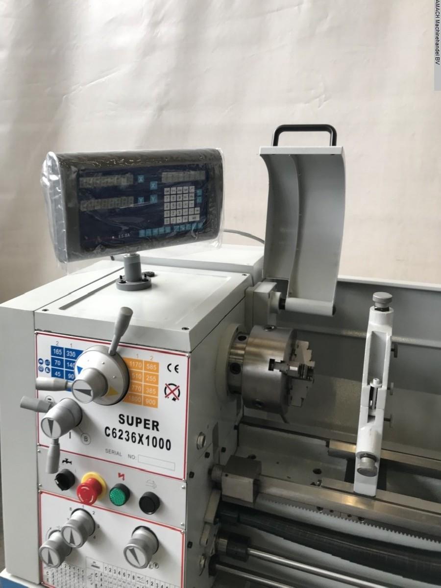 Токарно-винторезный станок ToRen C 6236 x 1000 фото на Industry-Pilot