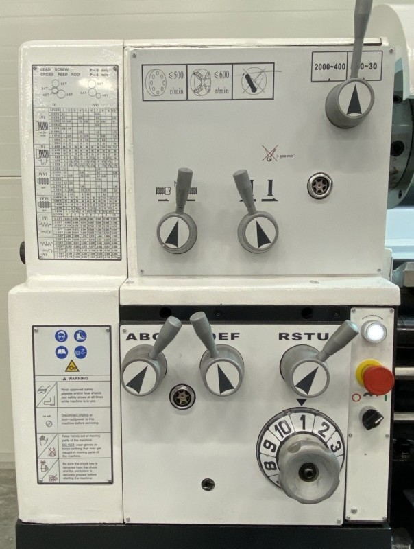 Токарно-винторезный станок ToRen C 6246 x 1500 фото на Industry-Pilot