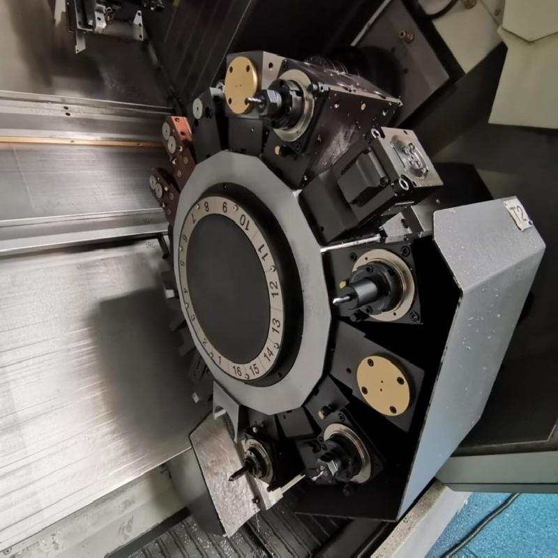 Токарно фрезерный станок с ЧПУ MORI SEIKI NZX 2000/800 SY2 фото на Industry-Pilot