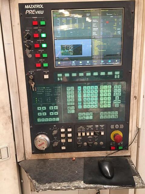 Станок лазерной резки MAZAK SUPER TURBO X-48 фото на Industry-Pilot
