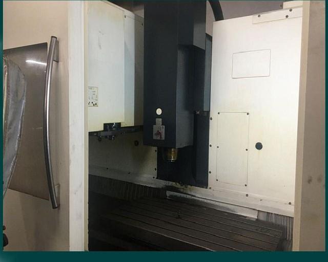 Обрабатывающий центр - вертикальный DMG DMC 1035 V ECO фото на Industry-Pilot