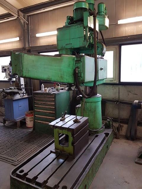 Радиально-сверлильный станок STANKO 2H55 фото на Industry-Pilot