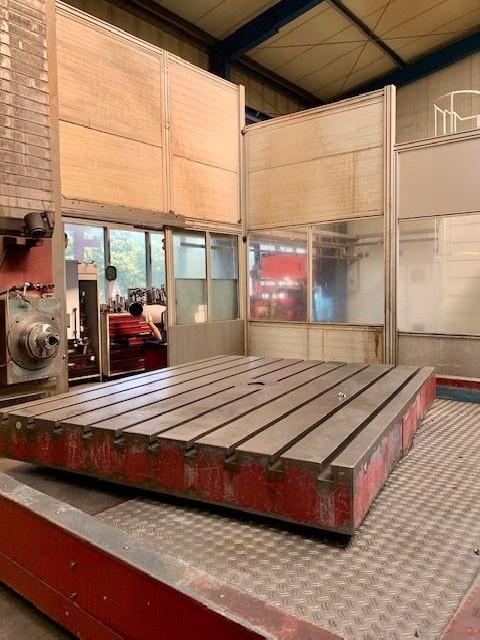 Горизонтально-расточной станок UNION TC 130 фото на Industry-Pilot