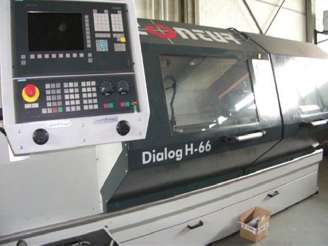 Токарный станок - контрол. цикл CONTUR DIALOG H-66 фото на Industry-Pilot