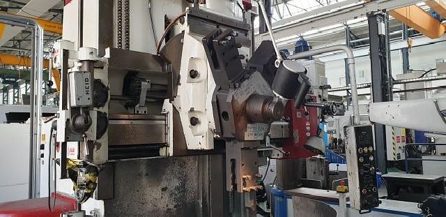 Карусельно-токарный станок одностоечный SCHIESS KE 125 фото на Industry-Pilot