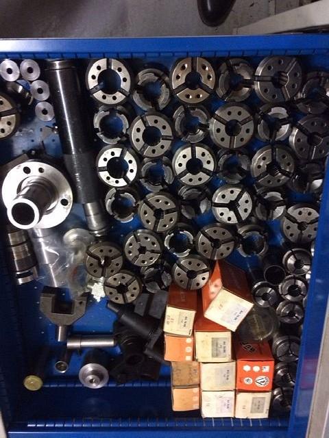 Прутковый токарный автомат продольного точения TRAUB TNK 28 C-Ось фото на Industry-Pilot