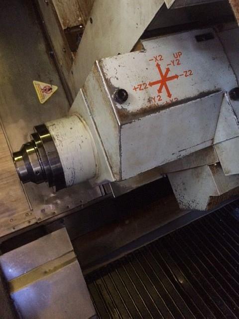 Прутковый токарный автомат продольного точения STAR ECAS 32T C-Ось фото на Industry-Pilot