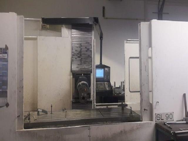 Продольно-фрезерный станок - универсальный PARPAS SL 90/2000 фото на Industry-Pilot
