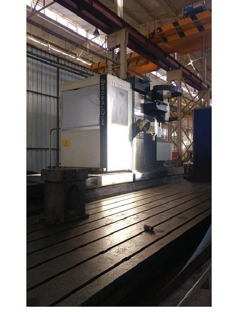 Фрезерный станок с подвижной стойкой SORALUCE FL 10000 фото на Industry-Pilot