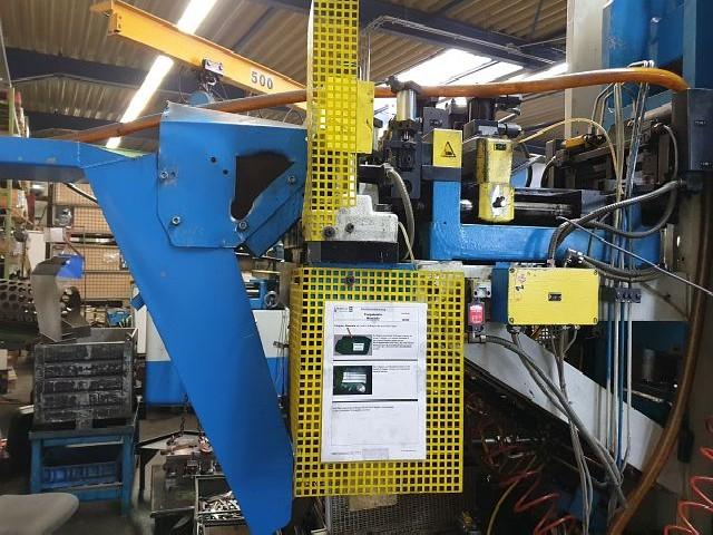 Пресс для чистовой вырубки SCHMID HSR 320 to фото на Industry-Pilot