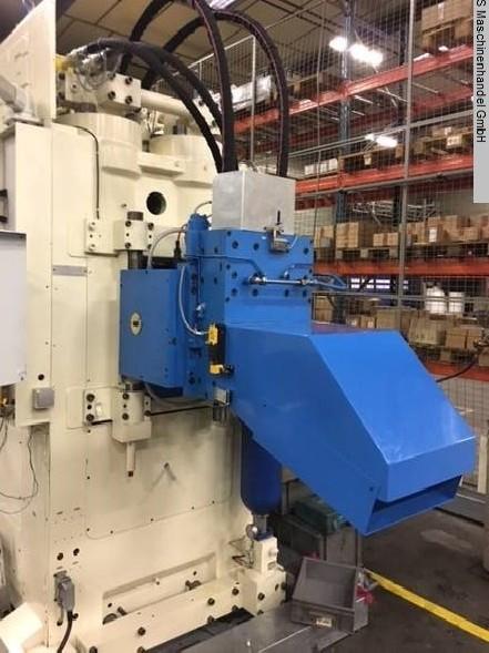 Пресс для чистовой вырубки FEINTOOL HFA 320 фото на Industry-Pilot