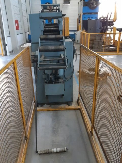Пресс для чистовой вырубки SCHMID HSR400 фото на Industry-Pilot