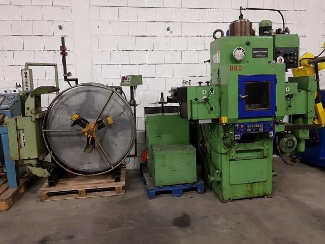 Пресс для чистовой вырубки FEINTOOL GKP F 80 фото на Industry-Pilot