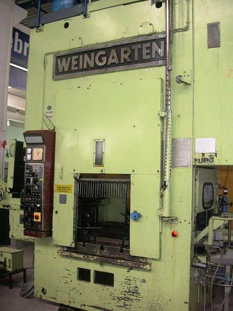Штамповочный автомат WEINGARTEN  фото на Industry-Pilot