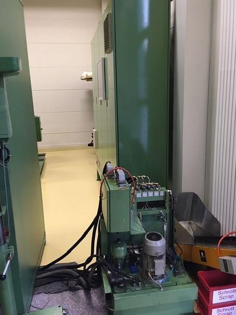 Штамповочный автомат KAISER V 40 W/600 фото на Industry-Pilot