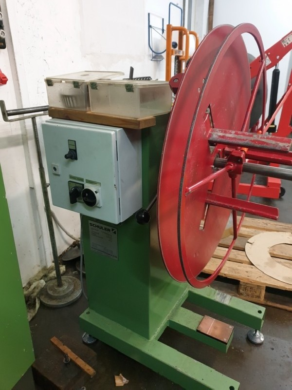 Штамповочный автомат KAISER V 40W/680 фото на Industry-Pilot