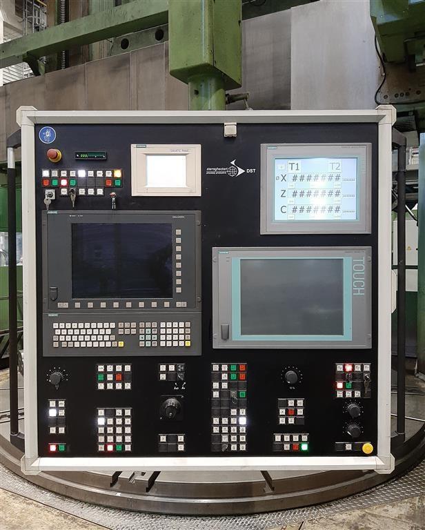 Карусельно-токарный станок - двухстоечный DÖRRIES-SCHARMANN VC 4600/450 фото на Industry-Pilot
