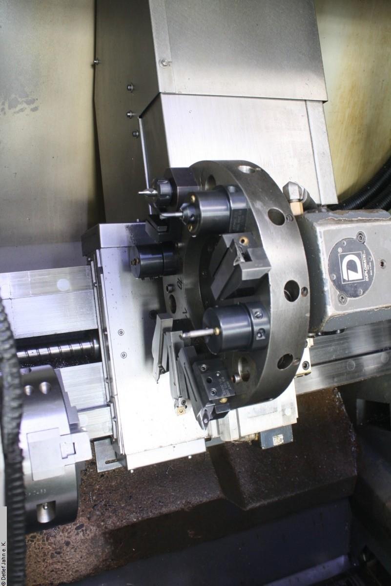 Токарный станок - контрол. цикл Somab Optimab 400 фото на Industry-Pilot