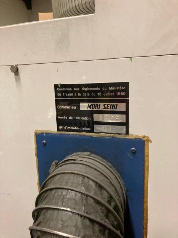 Токарный станок с ЧПУ MORI SEIKI SL 25 M  /500 фото на Industry-Pilot