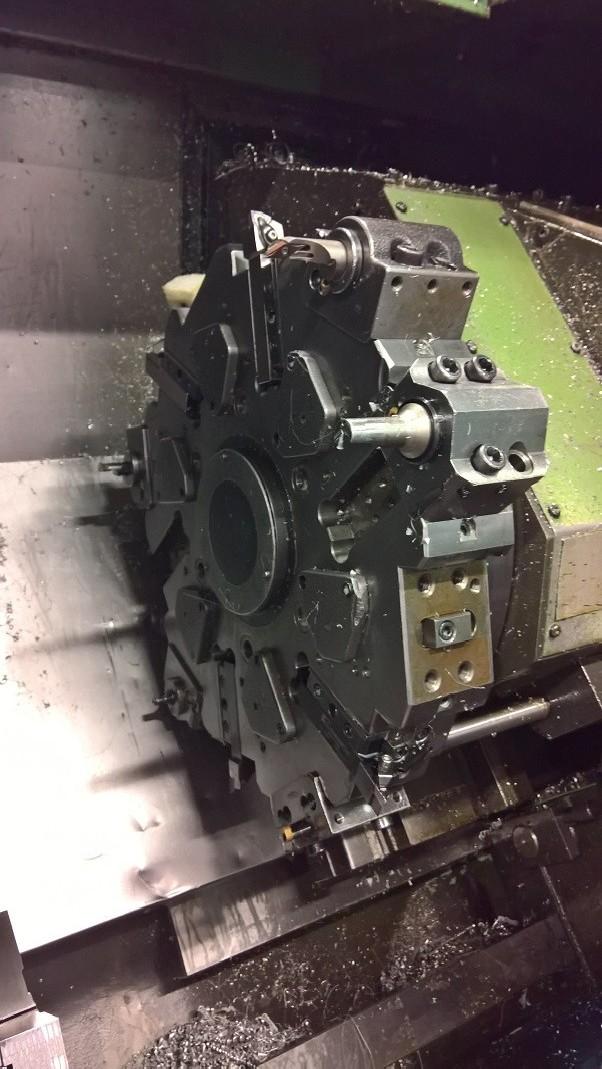 Токарный станок с наклонной станиной с ЧПУ MORI SEIKI SL 15 фото на Industry-Pilot