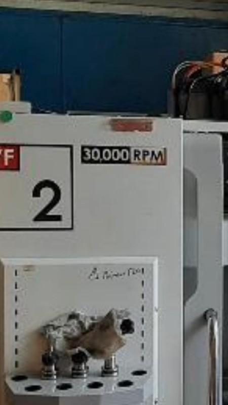 Обрабатывающий центр - вертикальный HAAS VF 2 SK30 фото на Industry-Pilot