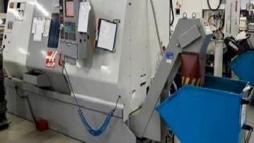 Токарный станок с наклонной станиной с ЧПУ HAAS SL 30 фото на Industry-Pilot