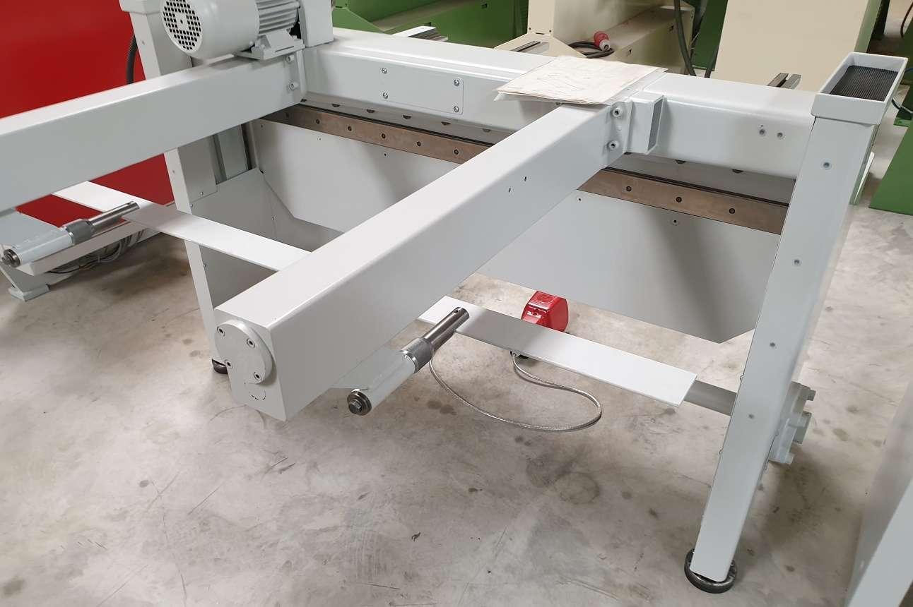 Гильотина механическая Schröder MHSU 1500 x 2 mm  фото на Industry-Pilot