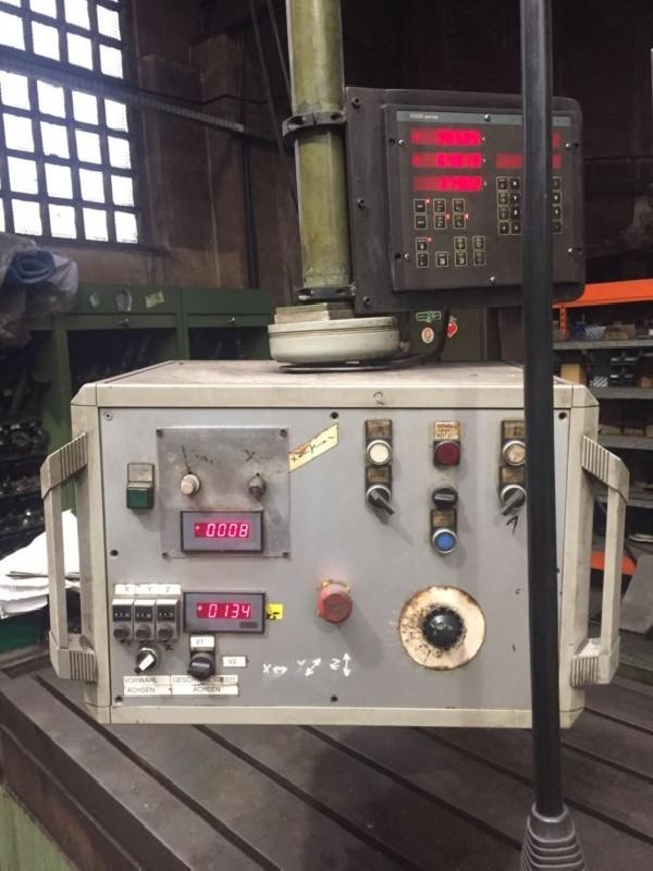 Фрезерный станок с подвижной стойкой MECOF  фото на Industry-Pilot