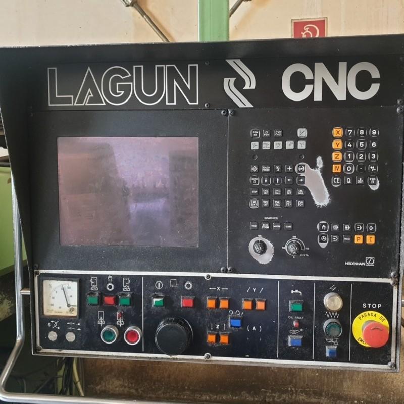Продольно-фрезерный станок - универсальный LAGUN FBF 1200 фото на Industry-Pilot
