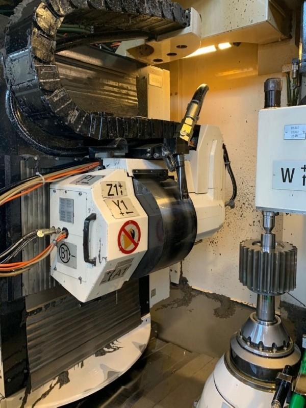 Зубошлифовальный станок торцовочный REISHAUER RZ 400 фото на Industry-Pilot