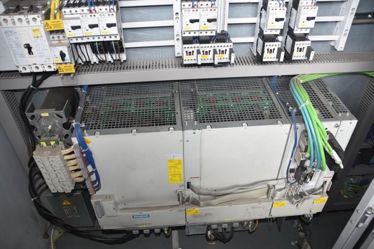 Токарный станок с ЧПУ VDF- BOEHRINGER DUS 800 TI фото на Industry-Pilot