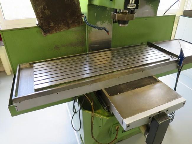 Фрезерно-расточный станок FEHLMANN Picomax 100 CNC 3 фото на Industry-Pilot