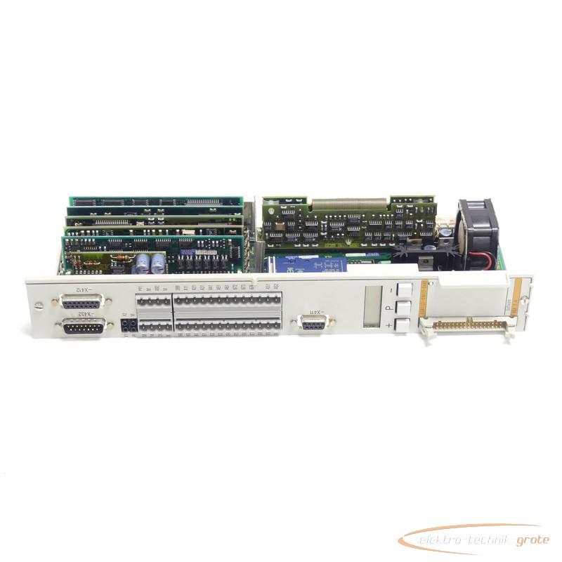 Программное обеспечение Siemens 6SN1121-0BA12-0AA0 Regelungseinschub Software HSA 2.4 фото на Industry-Pilot