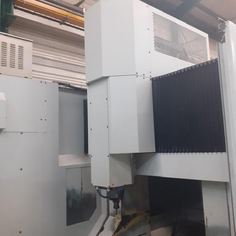 Обрабатывающий центр - вертикальный DMG DMC 100 V HY DIN фото на Industry-Pilot
